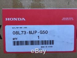 Genuine Honda OEM CRF1000 Africa Twin Luggage Set (top box and panniers)