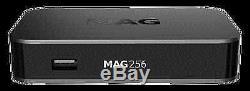 Genuine MAG 256 W1 IPTV OTT Set Top Box Internet TV STB Receiver Built In Wifi