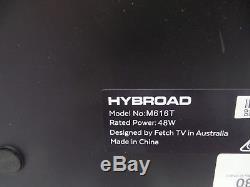 Genuine Optus Yes TV Set Top Box Hybrid M616T 48W 1 TB B Black Set Up Box Only