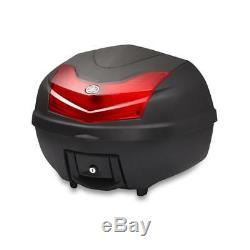 Genuine Yamaha 39L City Top Case Box including lock set