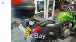 Givi Top Case Box, Side Boxes Cases+ Racks Plate Set Kawasaki Er-6n/6f 650 05-08