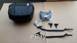 Givi top box, rack, brackets, full set for Yamaha FZ1