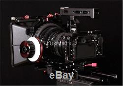 Gondor cage set for Sony A6300/6500 with Matt box&follow focus&top handle