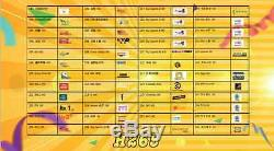 H. 265 High definition digital IPTV set-top box