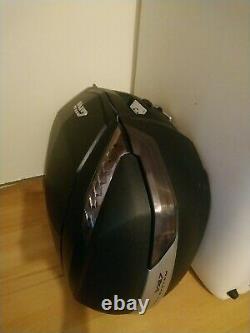 Honda CB500F 16-18 Givi V47 Top Box + Rack + Plate, 2 Keys Full Set
