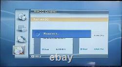 Humax FOXSAT-HDR 500GB Freesat Satellite Recorder Receiver Set Top Box Two Tuner
