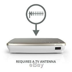 Humax FVP-4000T 500GB Freeview Set Top Box Recorder Play HD TV