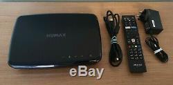 Humax FVP-5000T 500GB Freeview Set Top Box TV Recorder Play Pause & Rewind HD