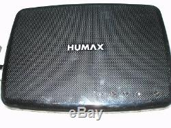 Humax Fvp-5000t Hd Freeview Play Tv Recorder / Set Top Box