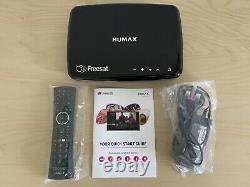 Humax HDR-1100S 1TB Freesat HD Satellite TV Recorder Receiver Set Top Box Black