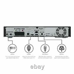 Humax HDR-2000T Freeview HD Recorder Set Top Box Play TV 500GB Twin Tuner