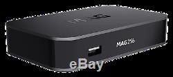 Infomir MAG 256 WiFi IPTV Set-Top Box Media Streamer 3D Video same as MAG256 w1