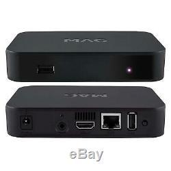 Infomir Mag 322 WebKit-Based Ptv Function Set-Top Box Stream HD Video Dual Core