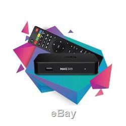 Infomir Mag 349w3 Genuine Latest Release Set-Top Box Dual Wifi VOODOO SERVER