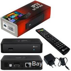 Informir MAG322 w1 4K IPTV/OTT Set-Top Box Black