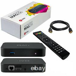 Informir MAG 256 W1 MAG256W1 IPTV OTT Set Top Box Internet TV STB with150 Mbps