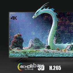 K7 Smart Android 9.0 TV Box DVB-S2 DVB-T2/T DVB-C TV Set-top Box 4GB/64GB M8M0