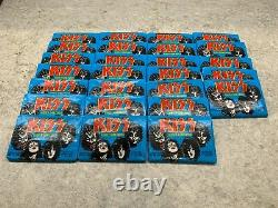 Kiss Set Of 26 X Bubble Gum Cards -1978 Vintage Counter Top Box Beautiful