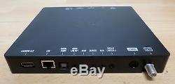 LG STB-2000 IPTV Hotel IP STB Set Top Box Smart TV HDMI A/V DLNA Wi-Di WiFi