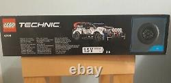 Lego Technic App-Controlled Top Gear Rally Car set 42109 Brand New