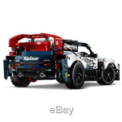 Lego Technic Top Gear App-Controlled Rally Car Building Set 42109