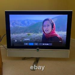 Loewe Individual 32inch TV with Stand and Humax Freeview Set Top Box