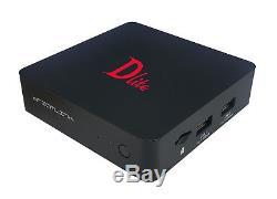 Lot of 5 Dreamlink Dlite HD-IPTV Android Set Top-Box Receiver/MXQ / T1 Plus