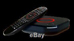MAG324w2 Infomir IPTV Set-Top Box built-in Wi-Fi Streamer HEVC H. 265 UK/US/EU Po