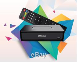 MAG351 / MAG352 IPTV SET-TOP BOX infomir