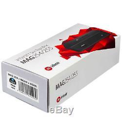 MAG 254 IPTV SET TOP BOX player Multimedia Internet TV IP Konsole Wlan USB WIFI