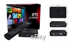 MAG 254 W2 IPTV OTT Set Top Box Internet TV STB with 600 Mbps Built in Wifi HDMI