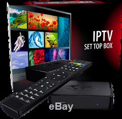 MAG 254-W2 with 600mbps built-in wi-fi Infomir iptv set-top box