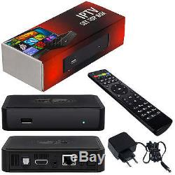MAG 254w2 WLAN WiFi 600Mbs IPTV Streamer SET TOP BOX Multimedia Internet TV HDTV