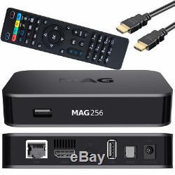 MAG 256 w1 WLAN WiFi 150M integrated onboard Streamer SET TOP BOX Internet IPTV
