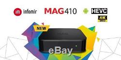 MAG 410 NEW Android iptv set-top box infomir experimental (beta) version