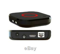 MAG 425A Set-Top Box 2GB Ram 8GB Rom Android 8.0 H265/HEVC with UK Power Adapter