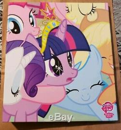 MLP My Little Pony Series 2 Card Sets With Binders Gold Foil Box Tops Card Sets