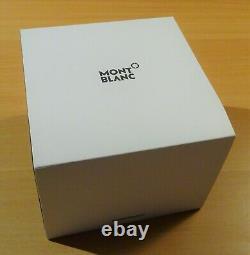 MONTBLANC SUMMIT schöne SMARTWATCH in Box, 42 mm TOP-Zustand, FULL-SET sehr EDEL