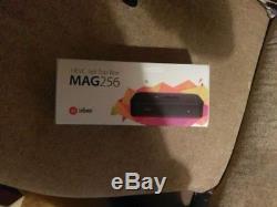 Mag 256 genuine infomir iptv set -top box with premium subscription