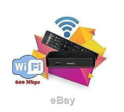 Mag 256 w2 Infomir Media Streamer IPTV Set-Top Box Built-In 600 Mbps WiFi & HDMI