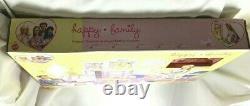 Mattel Nrfb 2002 Barbie Happy Family Nursery Play Set Damaged Box Top