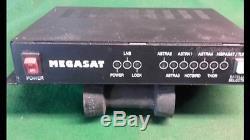 Megasat Dish With Set Top Box
