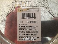 Metallica, Metalcan1, Metalleimer Box-Set(1993) limitiert, Superrarität, Top