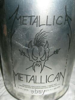 Metallica-Metallican Box Set, Vertigo Europe 1993, ltd. + numbered, megarar, top