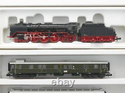 Minitrix 11432 Train Set Express Train Br 03 156 DRG Ep. Ii Top! Boxed 1610-28-29