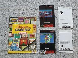 More Fun Set SNES Konsole original Controller OVP Karton Box Super Nintendo TOP