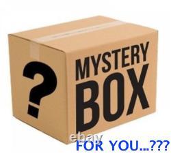 Mystery Set Box Warenwert UVP 750,- Marken Uhren Schmuck Silber TOP Spannung