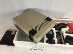 Nintendo NES Spielkonsole Action Set OVP Boxed TOP (PAL)