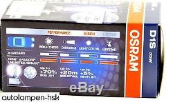 OSRAM D1S 66140XNB NIGHT BREAKER UNLIMITED Xenarc Xenon 2 St +++TOP PREIS+++
