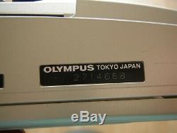 Olympus mju II Zoom 115 Top Zustand + original Box, Anleitung, Tasche SET